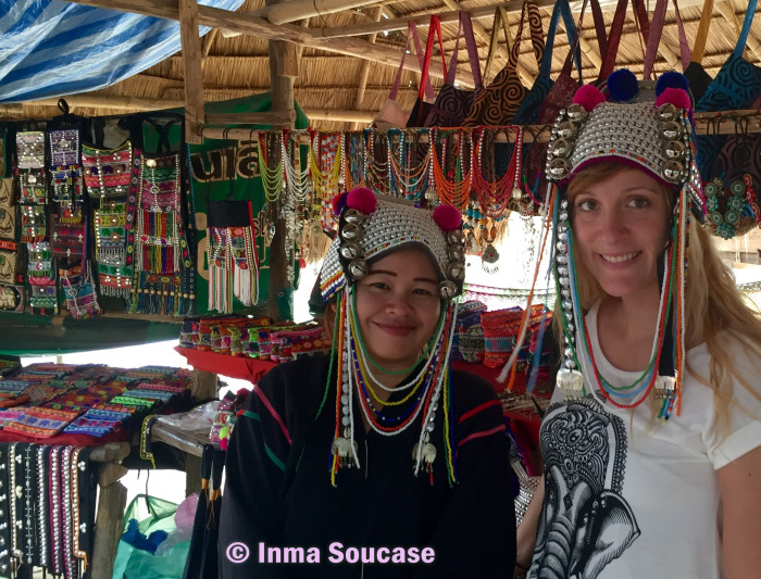 Tribu Akha, Chiang Rai