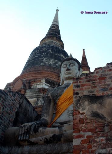 Wat Yai Chaya Mongkol - buda templo central