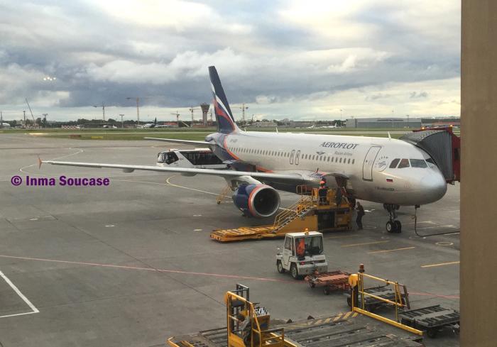 avion-aeroflot-linea-aerea-rusia