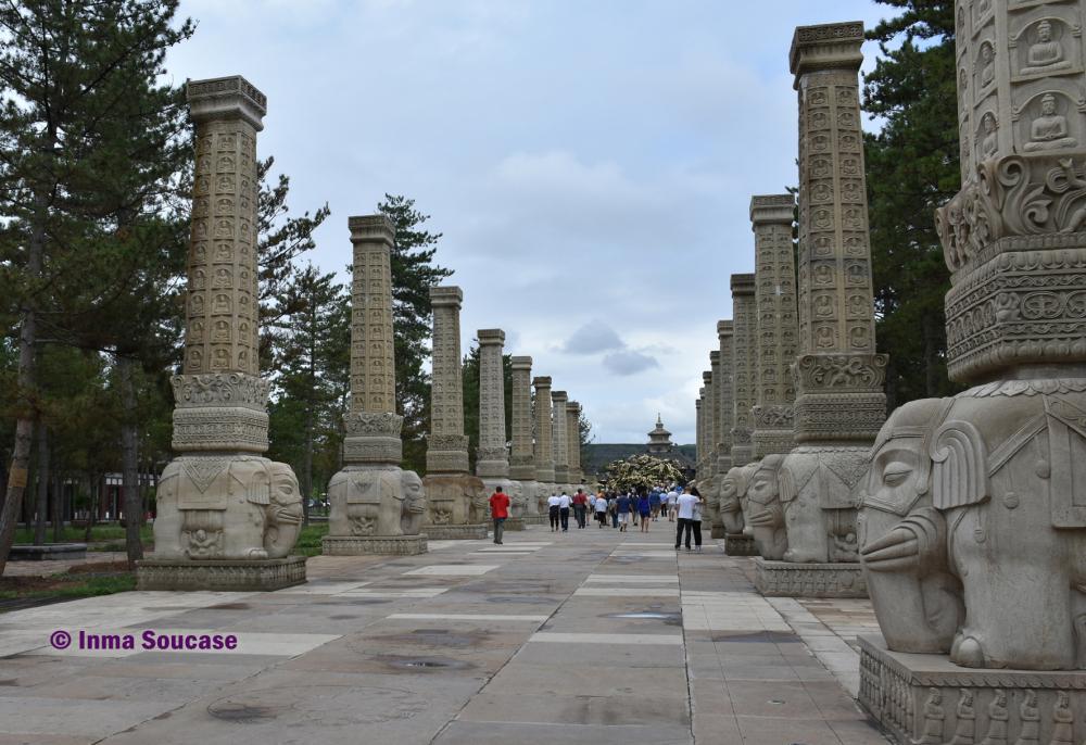 cuevas-de-yungang-columnas-entrada-datong