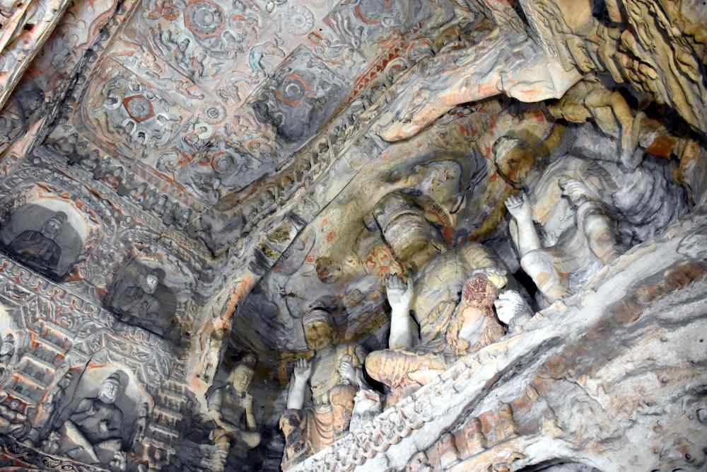 cuevas-de-yungang-interior-datong