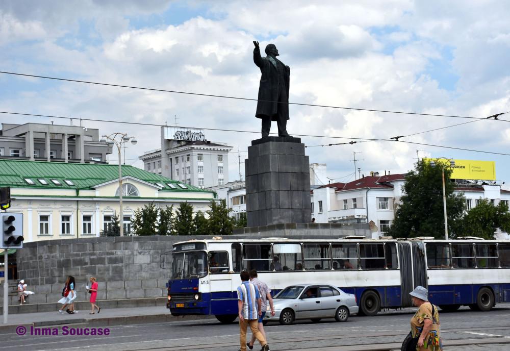 estatua-lenin-ekaterimburgo