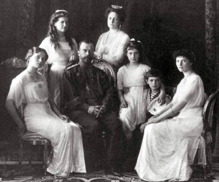 familia-ultimos-romanov