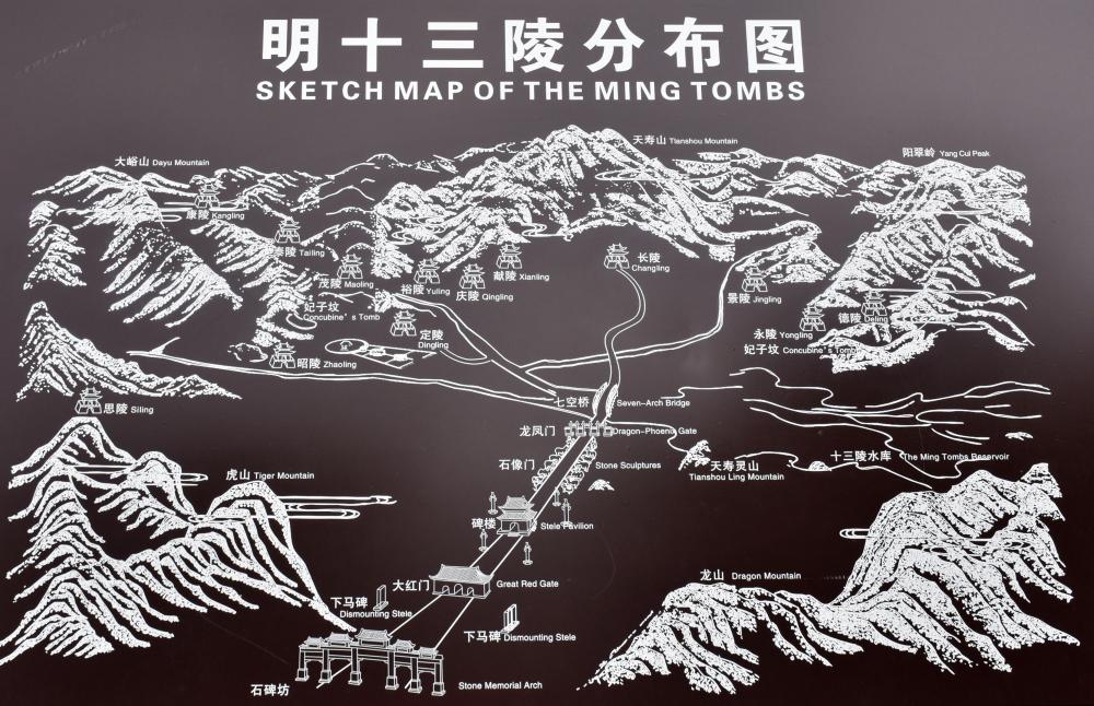 mapa-13-tumbas-ming