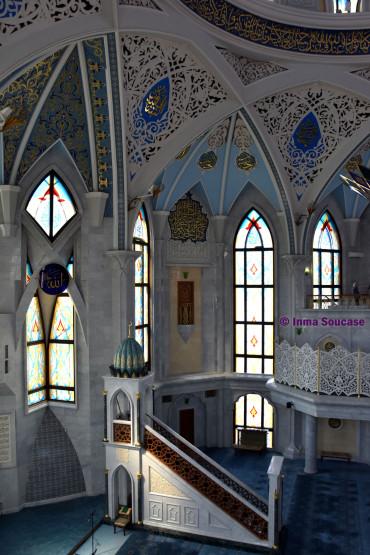 mezquita-kul-sharif-kazan-interior