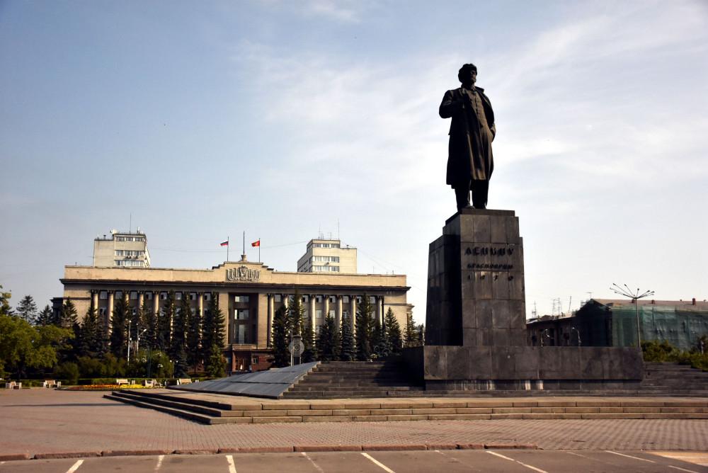 plaza-lenin-krasnoyarsk
