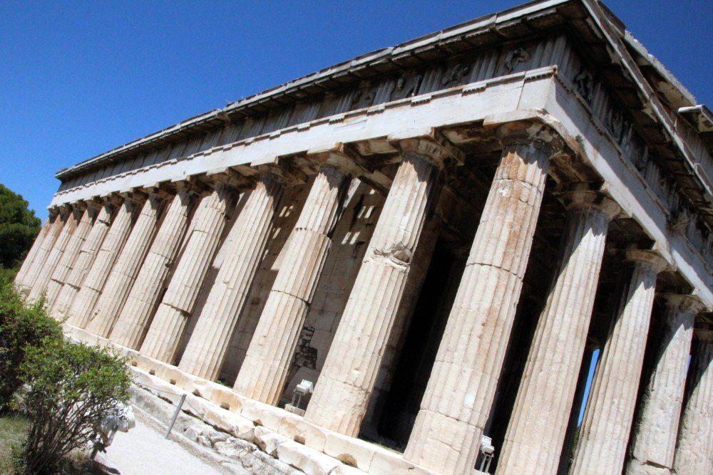 el-templo-de-hefesto-columnas