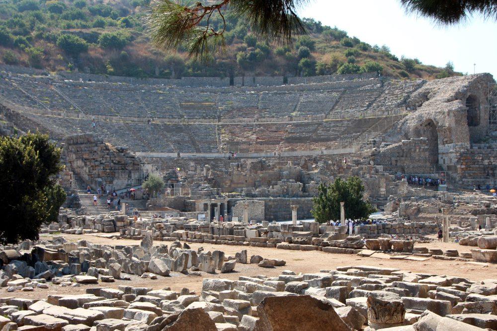 Gran Teatro de Éfeso