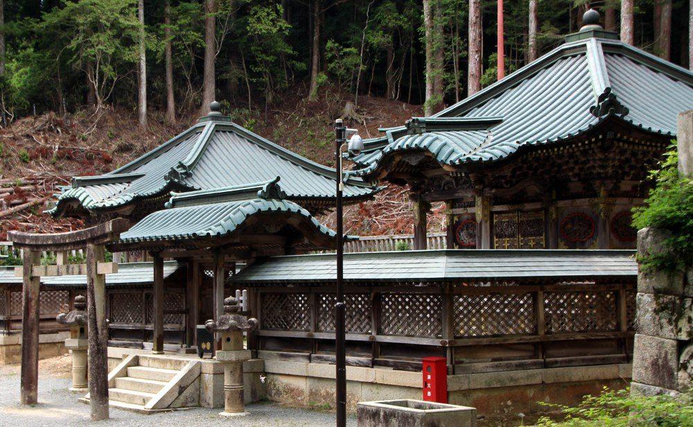 Mausoleo de Tokugawa Iemitsu Koyasan