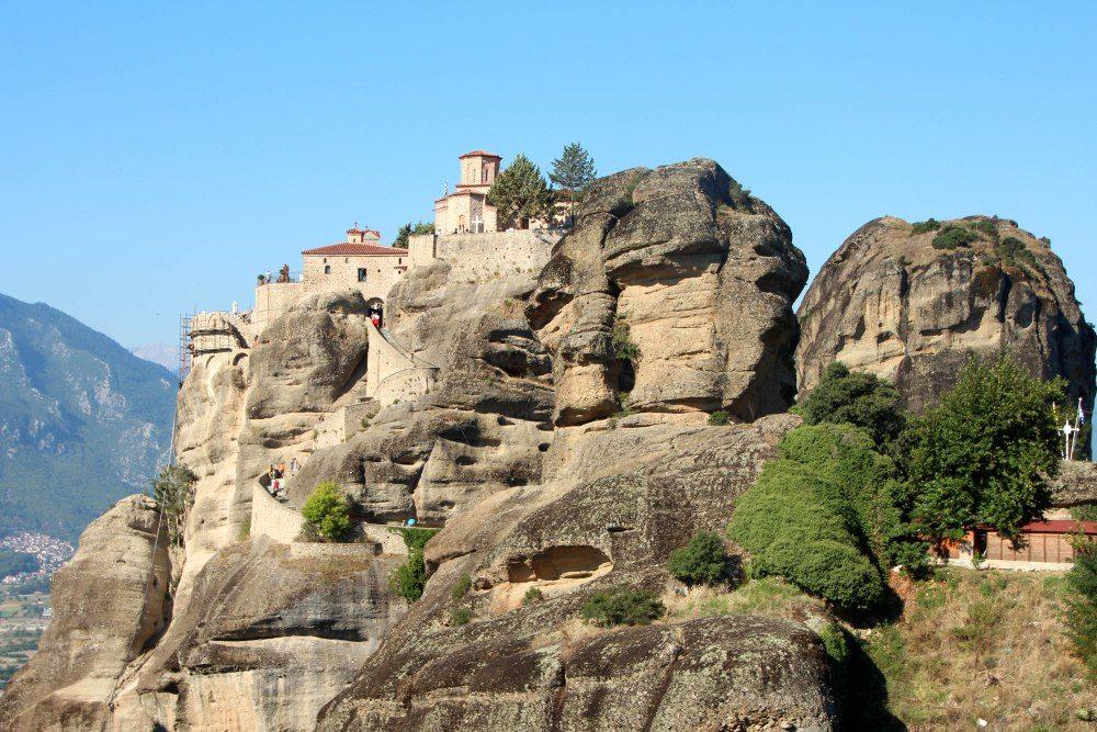 Monasterio de Varlaam o de Todos los Santos, Meteora