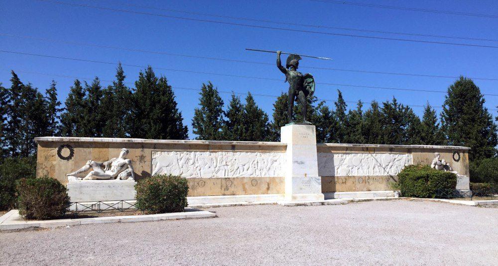 Monumento Termopilas