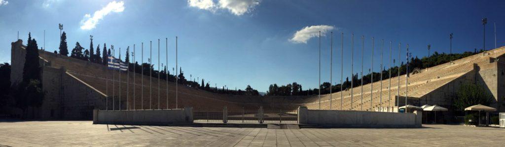 panoramica Estadio Panatinaico, Atenas