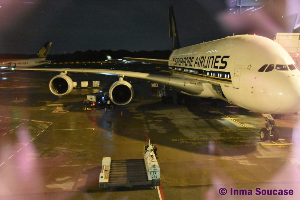A380 singapur airlines