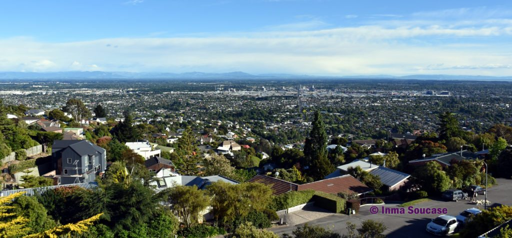 Christchurch - vista panoramica