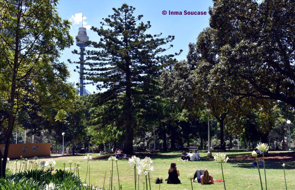 Hyde Park - Sidney