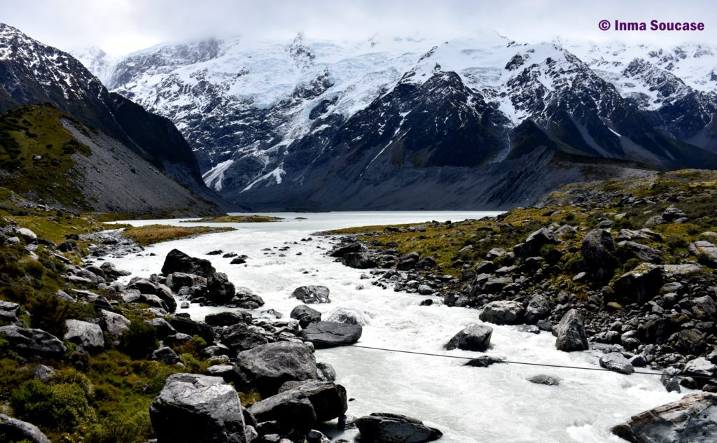Monte Cook National Park - Hooker Valley Track