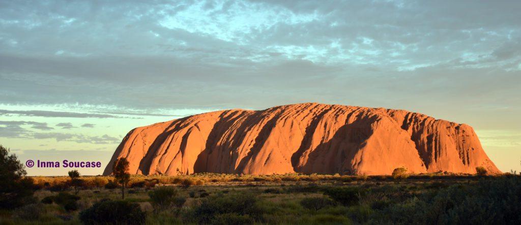 Uluru Ayers Rock Australia - atardecer 03