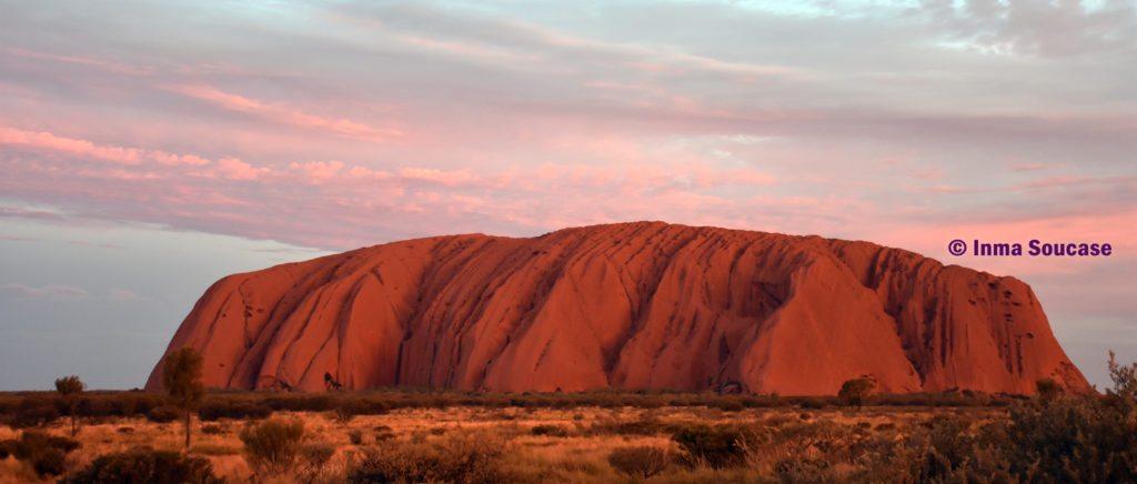 Uluru Ayers Rock Australia - atardecer 04
