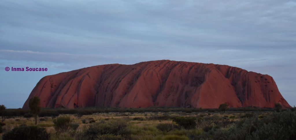 Uluru Ayers Rock Australia - atardecer 05