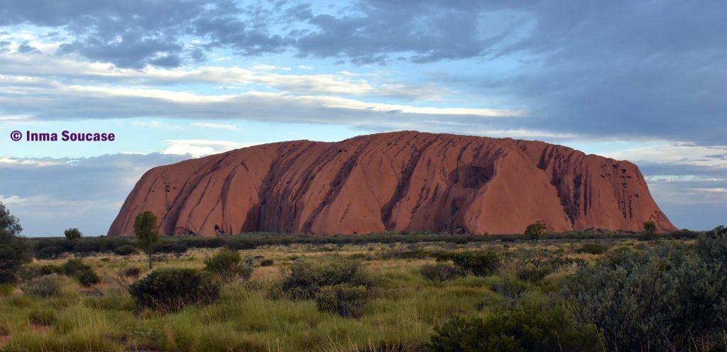 Uluru Ayers Rock Australia - atardecer