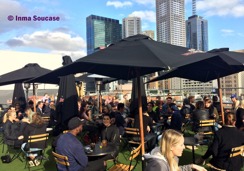 bar terraza Melbourne