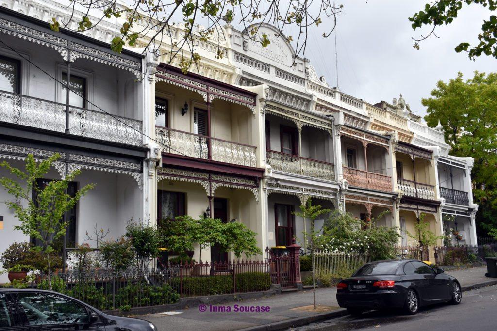 casas victorianas Melbourne