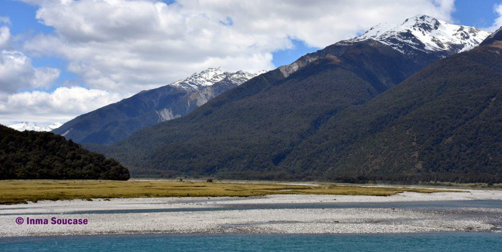 lago Hawea - Nueva Zelanda