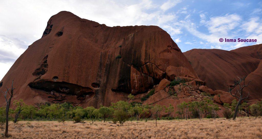 ruta Kuniya walk - Uluru Ayers Rock Australia 02