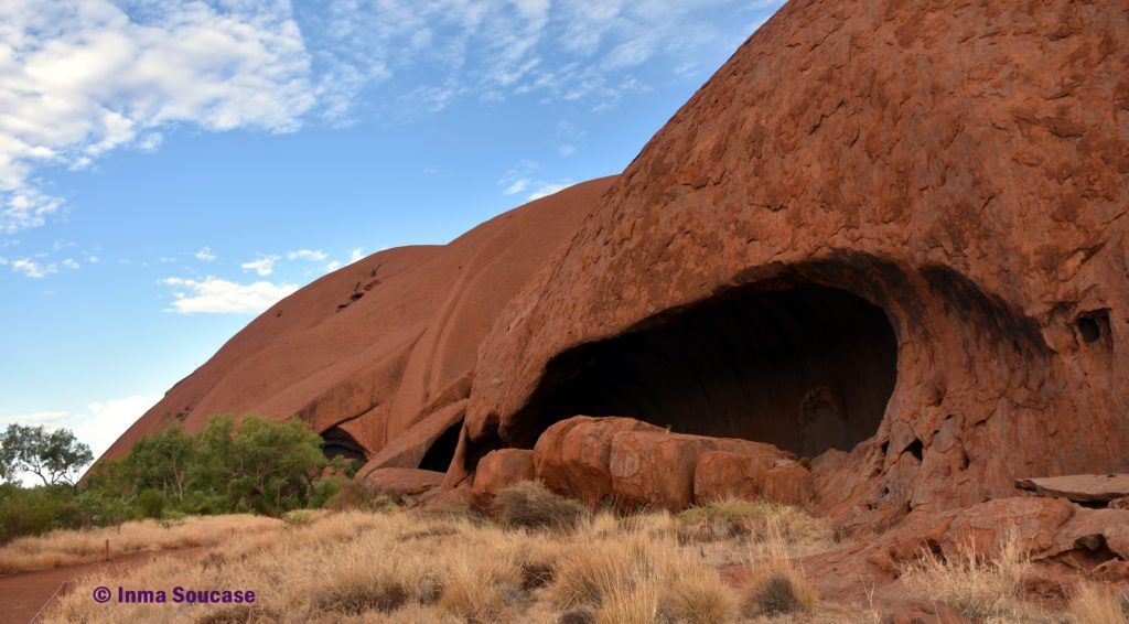 ruta Kuniya walk - Uluru Ayers Rock Australia