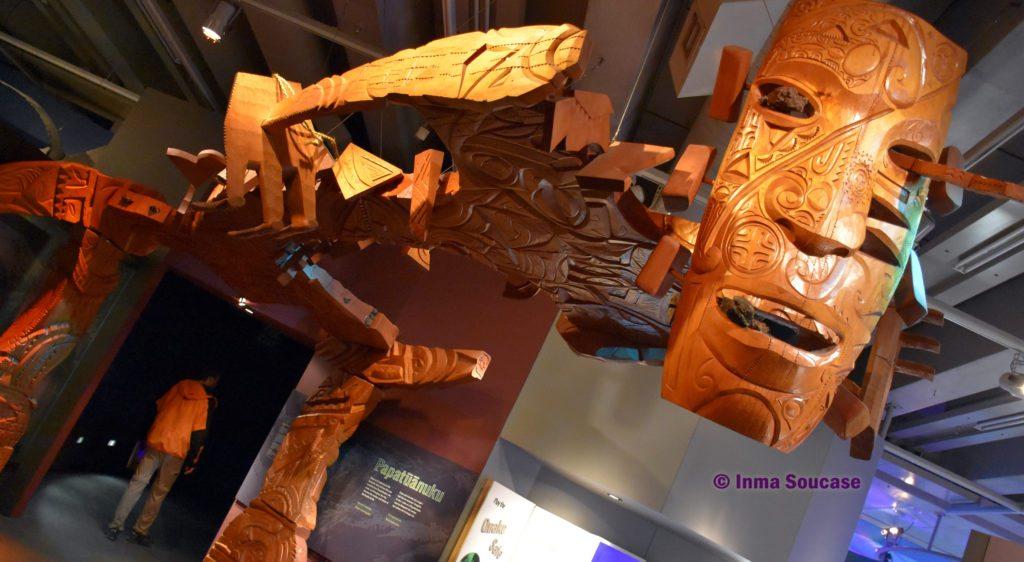Museo Te Papa maori