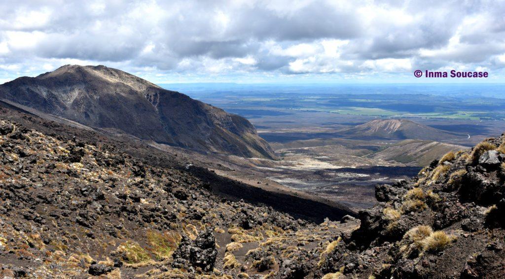 Parque Nacional Tongariro vistas