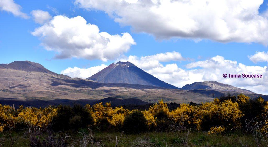 Parque Nacional Tongariro volcan