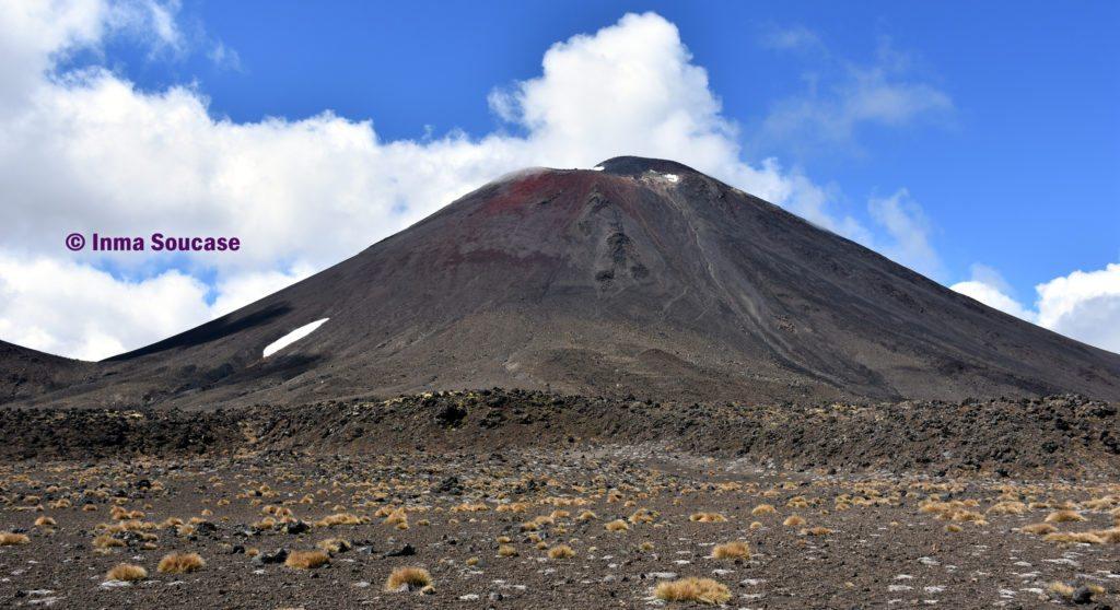 Parque Nacional Tongariro volcan Ngauruhoe
