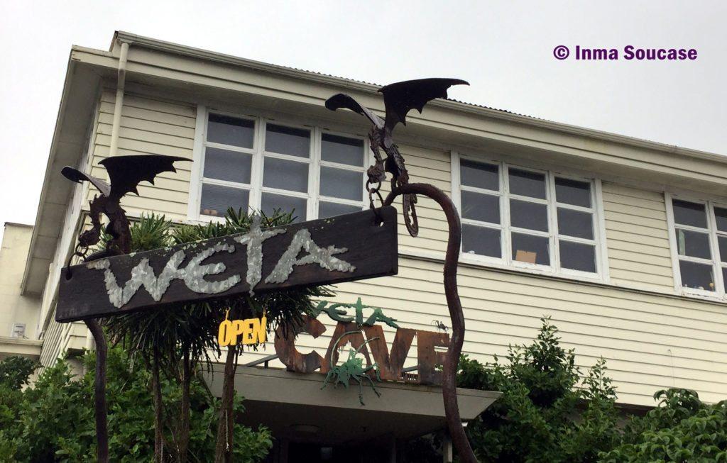 Weta cave shop tienda